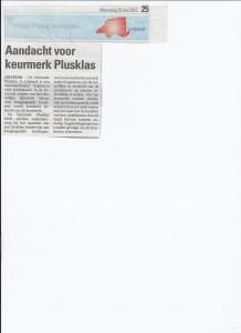 persbericht